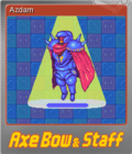 Axe, Bow & Staff Foil 4