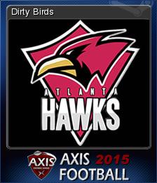 Axis Football 2015 Card 6