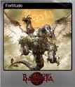 Bayonetta foil 06