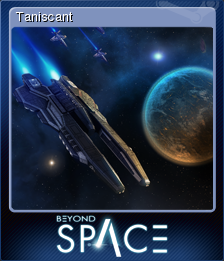 Beyond Space Card 1