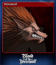 Blood of the Werewolf Card 8