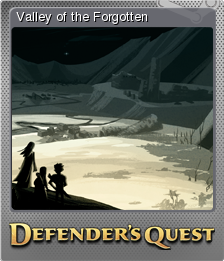 Defenders Quest Valley of the Forgotten Foil 4