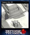 Defense Technica Card 8