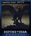 Depths of Fear Knossos Card 5