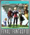 FINAL FANTASY III Foil 8
