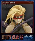 Guilty Gear X2 Reload Card 11
