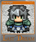 Last Dream Foil 1