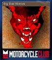 Motorcycle Club Card 2