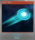 Neon Space Foil 1