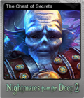 Nightmares from the Deep 2 The Siren's Call Foil 7