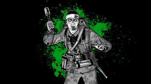Sniper Elite Nazi Zombie Army Artwork 5
