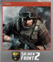 Soldier Front 2 Foil 1