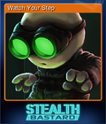 Stealth Bastard Deluxe Card 8