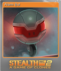 Stealth Inc 2 A Game of Clones Foil 1