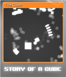 Story of a Cube Foil 1