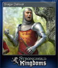 Stronghold Kingdoms Card 5