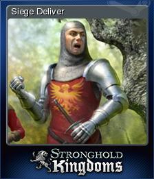 Stronghold Kingdoms Card 5