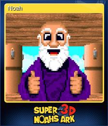 Super 3-D Noah's Ark Card 7