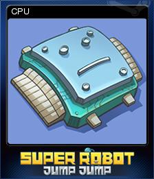 Super Robot Jump Jump Card 5