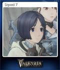 Valkyria Chronicles Card 5