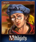 Villagers Card 4