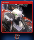 Warhammer 40,000 Dawn of War II Card 1