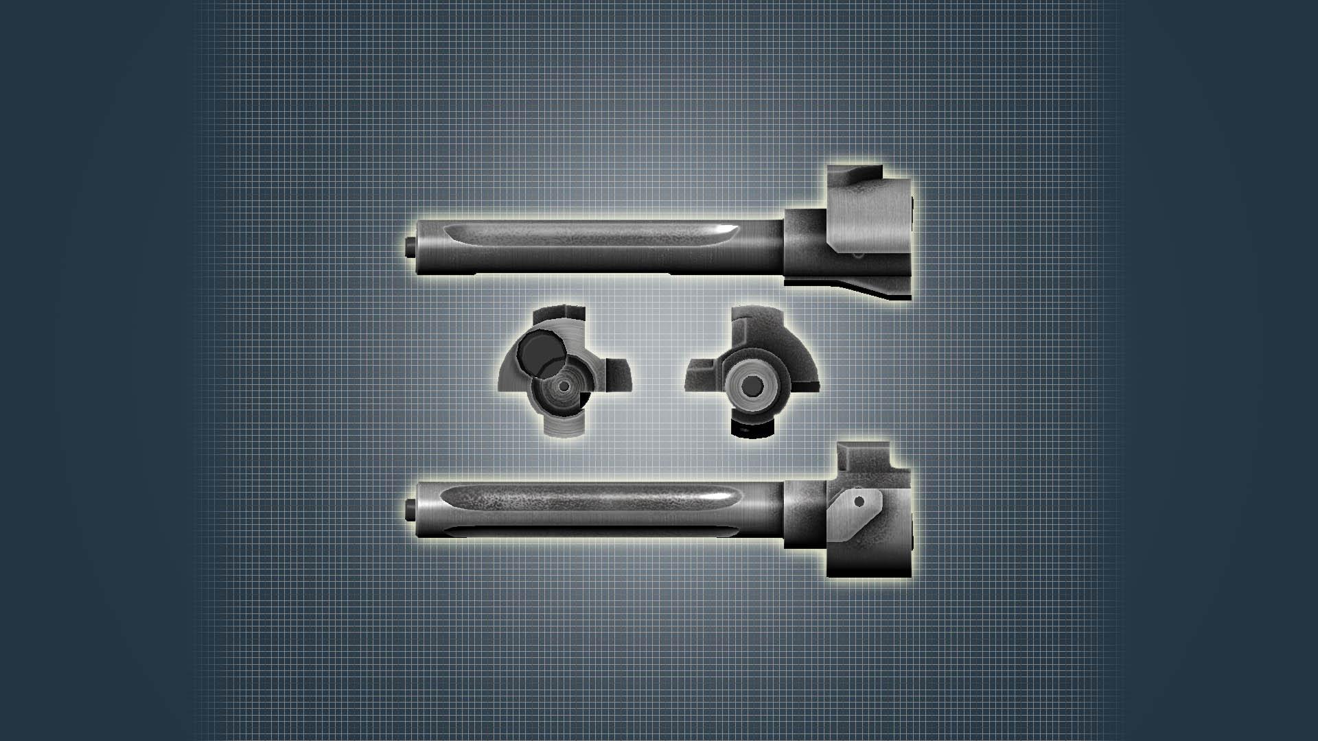 World of Guns: Gun Disassembly - AK 47 bolt   Steam Trading