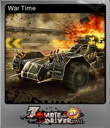 Zombie Driver HD Foil 6