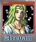 Arevan Foil 1