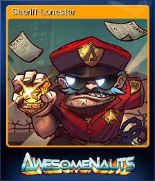 Awesomenauts Card 9