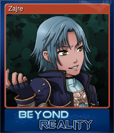 Beyond Reality Card 5