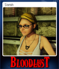 BloodLust Shadowhunter Card 1
