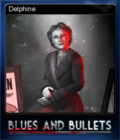Blues and Bullets Card 5
