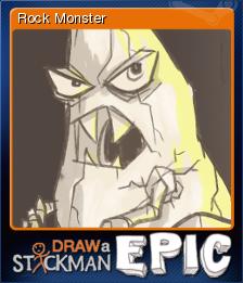 Draw a Stickman EPIC Card 6