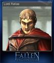 Fallen Enchantress Legendary Heroes Card 1