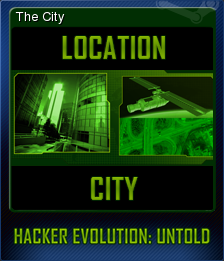Hacker Evolution Untold Card 5