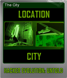 Hacker Evolution Untold Foil 5