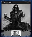 Hatred Card 1