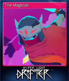 Hyper Light Drifter Card 1