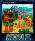 MOAI 2 Path to Another World Card 6
