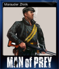 Man Of Prey Card 5