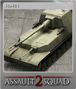 Men of War Assault Squad 2 Foil 10