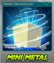 Mini Metal Foil 07