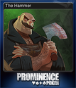 Prominence Poker Card 3