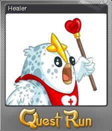 Quest Run Card 12 Foil