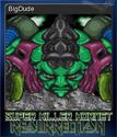 Super Killer Hornet Resurrection Card 01