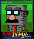 Super Panda Adventures Card 6