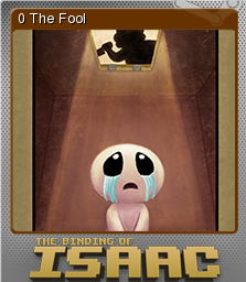 The Binding of Isaac Foil 1