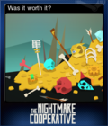 The Nightmare Cooperative Card 02