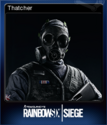 Tom Clancy's Rainbow Six Siege Card 05